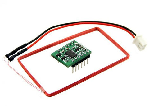 Buy Australia Mini 125Khz RFID Module - External LED/Buzzer Port (70mm Reading Distance) , RFID & NFC - Seeed Studio, Pakronics Melbourne  in Australia - 1