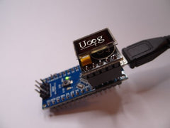 Buy Australia 0.5 inch OLED display Arduino shield , LCD & OLED - Seeed Studio, Pakronics Melbourne  in Australia - 2