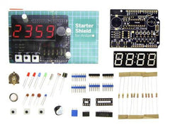 Buy Australia Starter Shield EN(Tick Tock shield) , Arduino Starter - Seeed Studio, Pakronics Melbourne  in Australia - 1