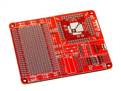 Buy Australia QFP surface mount protoboard - 0.80mm + 0.50mm , Protoboards - Seeed Studio, Pakronics Melbourne  in Australia - 1