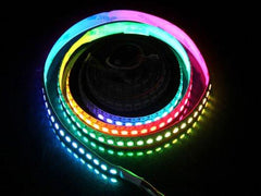 Buy Australia WS2812B Digital RGB LED Flexi-Strip 144 LED - 1 Meter , LED Strip - Seeed Studio, Pakronics Melbourne  in Australia - 1