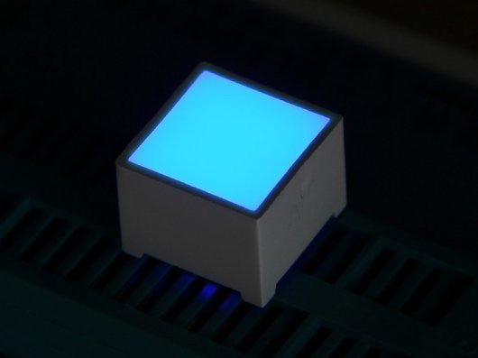 Buy Australia 15*15mm LED Square - Blue , LED - Seeed Studio, Pakronics Melbourne  in Australia - 1