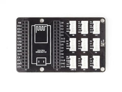 Buy Australia Grove Base Shield for NodeMCU , Adapter Boards - Seeed Studio, Pakronics Melbourne  in Australia - 3
