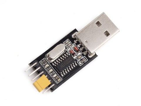 Buy Australia CH340G USB to Serial (TTL) Module/Adapter , Programmers - Seeed Studio, Pakronics Melbourne  in Australia - 1