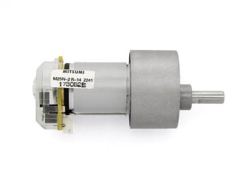 Buy Australia Encoder Geared Motor JGB37-371 , Motors - Seeed Studio, Pakronics Melbourne  in Australia - 1