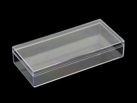 Buy Australia PS(Poly Styrene) Transparent Case - 130x60x25 mm , Enclosures - Seeed Studio, Pakronics Melbourne  in Australia - 1