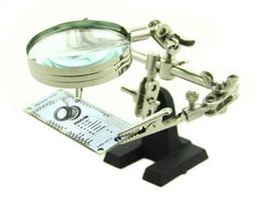 Buy Australia Third-hand Tool With Magnifying Glass , Hand Tools & Soldering - Seeed Studio, Pakronics Melbourne  in Australia - 2