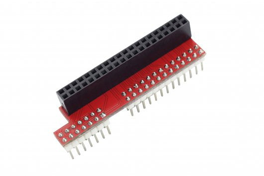 Buy Australia Raspberry Pi B+ 40pin to 26pin GPIO Board , Expansion - Seeed Studio, Pakronics Melbourne  in Australia - 1