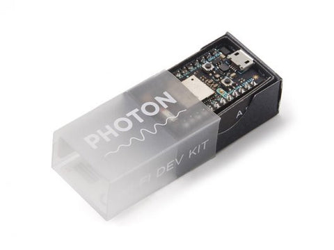 Buy Australia Particle Photon (With header) , Arduino Compatible - Seeed Studio, Pakronics Melbourne  in Australia - 1
