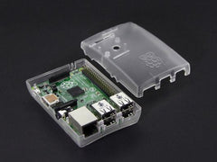 Buy Australia Raspberry Pi B+ Arc Enclosure - Transparent , Enclosure - Seeed Studio, Pakronics Melbourne  in Australia - 1