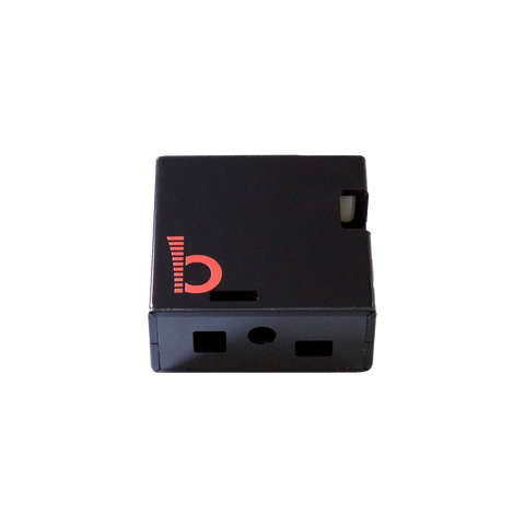 JustBoom DAC and Amp Case - Red