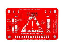 Buy Australia Bus Pirate LCD adapter v3 , LCD/LED Drivers - Seeed Studio, Pakronics Melbourne  in Australia - 3