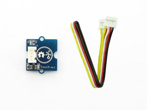 Grove - Touch Sensor - Buy - Pakronics®- STEM Educational kit supplier Australia- coding - robotics