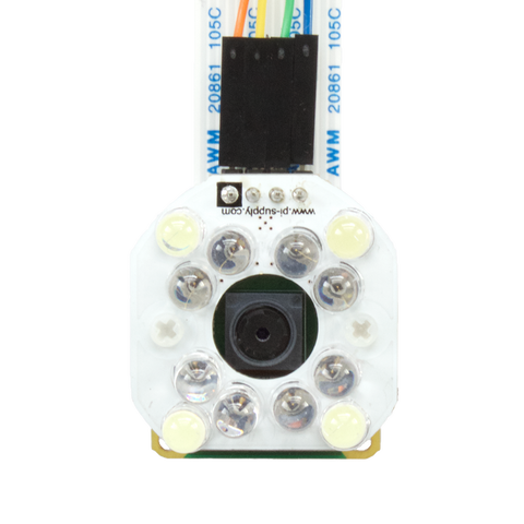 Bright Pi - Bright White and IR Camera for the Raspberry Pi