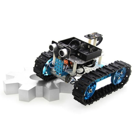 Starter  Robot Kit-Blue (Bluetooth Version) - Buy - Pakronics®- STEM Educational kit supplier Australia- coding - robotics