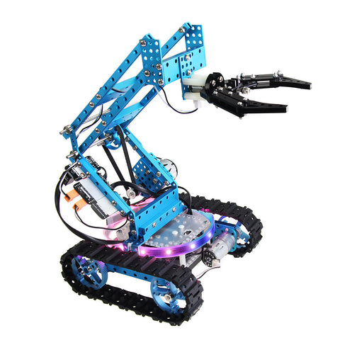 Buy Australia Ultimate Robot Kit-Blue , MB_Robot Kits - MakeBlock, Pakronics Melbourne  in Australia - 1