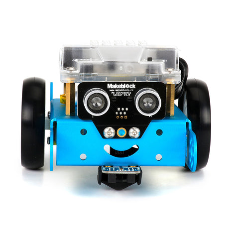 Buy - mBot V1.1 STEM Robot Kit - 2.4Ghz version (Blue) - Pakronics- Australia - DIY Electronics estore