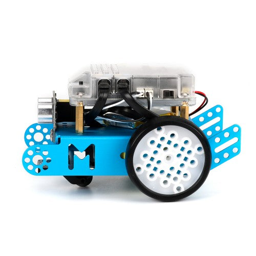 mBot V1 1 STEM Robot Kit - Bluetooth version  (Blue)