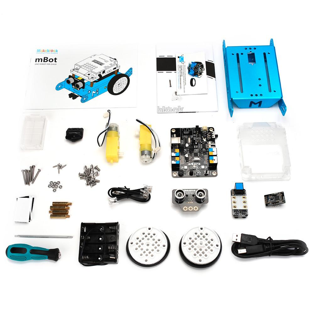 Buy Free Mbot Assembly And Warm Up An Online Course Steam 0005