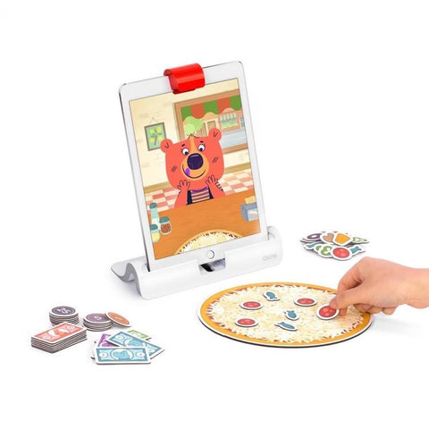 Osmo Pizza Co. Game - Buy - Pakronics®- STEM Educational kit supplier Australia- coding - robotics