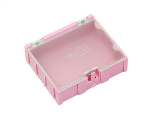 Buy Australia Large Size Components Storage Box - 2 PCs per lot - Pink , Organizer Boxes - Seeed Studio, Pakronics Melbourne  in Australia - 1