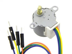 Buy Australia Small Size and High Torque Stepper Motor - 24BYJ48 , Motors - Seeed Studio, Pakronics Melbourne  in Australia - 2