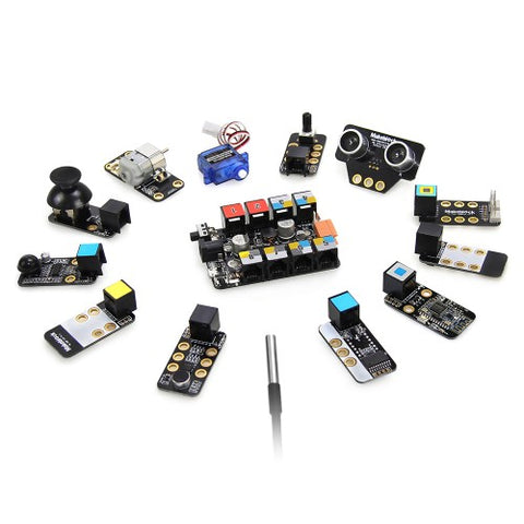 Inventor Electronic Kit - Buy - Pakronics®- STEM Educational kit supplier Australia- coding - robotics