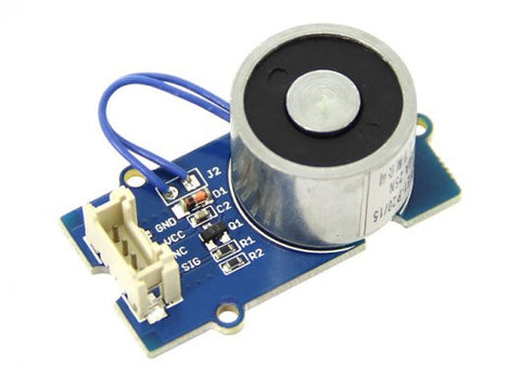 Grove - Electromagnet - Buy - Pakronics®- STEM Educational kit supplier Australia- coding - robotics