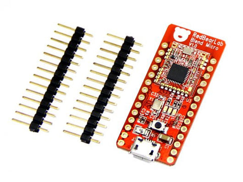 Buy Australia Blend Micro - an Arduino Development Board with BLE , Bluetooth - Seeed Studio, Pakronics Melbourne  in Australia - 1
