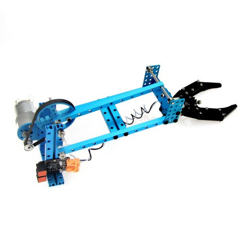 Robot Arm Add-on Pack for Starter Robot Kit-Blue