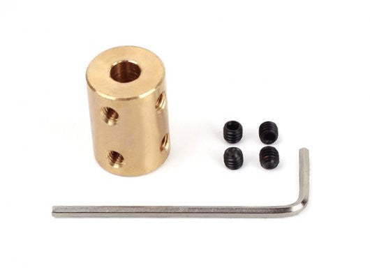 Buy Australia Copper Shaft Coupler(6-8mm) , Others - Seeed Studio, Pakronics Melbourne  in Australia - 1