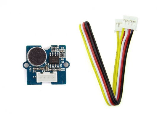 Grove - Sound Sensor - Buy - Pakronics®- STEM Educational kit supplier Australia- coding - robotics