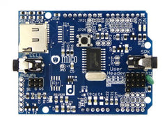 Buy Australia MICO Shield for Arduino , Arduino Compatible - Seeed Studio, Pakronics Melbourne  in Australia - 3