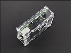 Buy Australia Raspberry Pi B+ acrylic Acrylic Enclosure w/ CPU Fan , Enclosure - Seeed Studio, Pakronics Melbourne  in Australia - 4