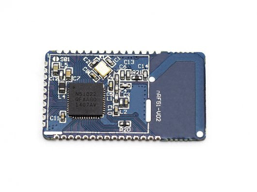 Buy Australia low power consumption BLE4.0 module with 2.4GHz PCB antenna16*28mm , Bluetooth - Seeed Studio, Pakronics Melbourne  in Australia - 1