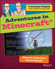 Buy Australia Adventure in Minecraft Book , ADA_Books - Pakronics, Pakronics Melbourne  in Australia