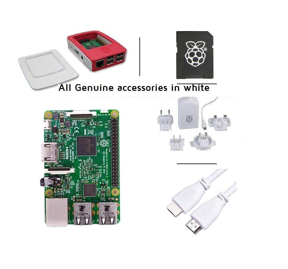 Buy Pakronics Raspberry Pi 3 Plus Model B Starter Kit Classroom Electronic Circuit Kits For Schools Of 12 Sets Product Title Australia Diy Electronics Estore