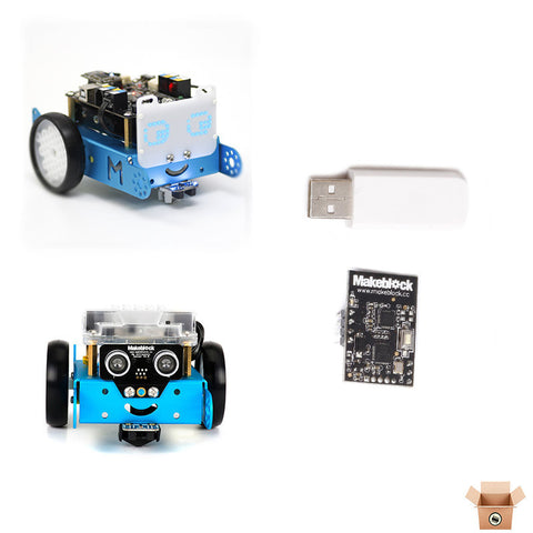 mBot v1.1 -2.4Ghz with rechargable battery plus LED face plate - Buy - Pakronics- Melbourne Sydney Queensland Perth  Australia - Educational kit - coding - robotics