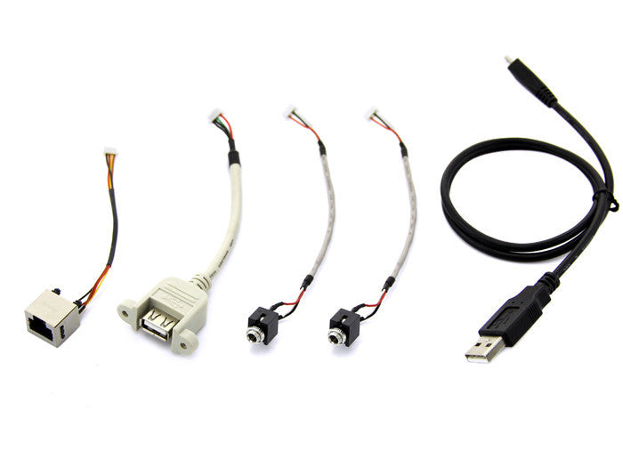 Buy Australia 86Duino One Cable Kit , Connectors - Seeed Studio, Pakronics Melbourne  in Australia