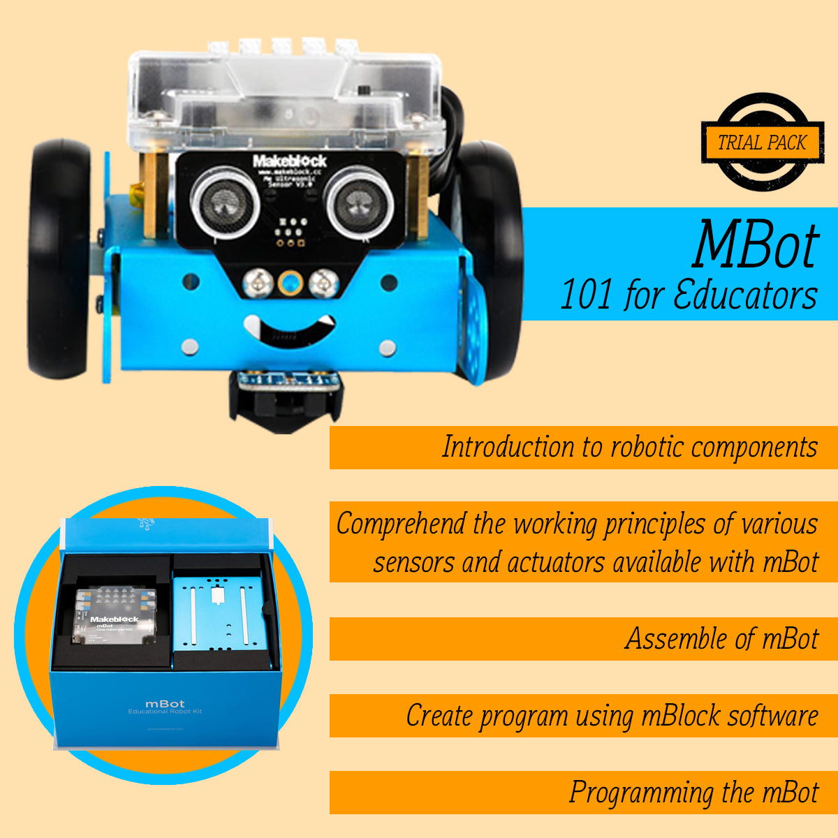 Buy [Trial] mBot online course 101 for educators (with