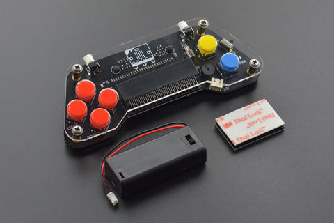 micro:bit Wireless Gamepad - Buy - Pakronics®- STEM Educational kit supplier Australia- coding - robotics