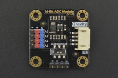 Gravity: I2C ADS1115 16-Bit ADC Module (Arduino & Raspberry Pi Compatible) - Buy - Pakronics®- STEM Educational kit supplier Australia- coding - robotics