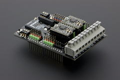 Buy Australia Dual Bipolar Stepper Motor Shield for Arduino (A4988) , DF_DRI - DFRobot, Pakronics Melbourne  in Australia - 1