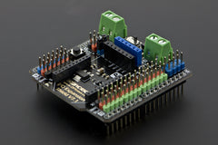 Buy Australia Gravity:IO Expansion Shield for Arduino V7.1 , DF_DFR - DFRobot, Pakronics Melbourne  in Australia - 1