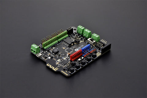 Buy Australia Romeo BLE - An Arduino with motor driver and Bluetooth 4.0 , DF_DFR - DFRobot, Pakronics Melbourne  in Australia - 1