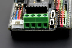 Buy Australia IO Expansion Shield for Arduino V6 , DF_DFR - DFRobot, Pakronics Melbourne  in Australia - 2