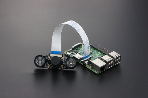 Buy Australia 5MP Night Vision Camera for Raspberry Pi , DF_SEN - DFRobot, Pakronics Melbourne  in Australia - 1