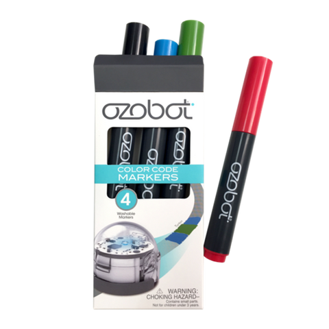 Ozobot Colour Markers