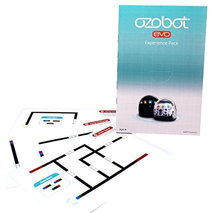 Ozobot Evo Experience Pack