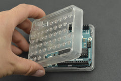 ABS Transparent Case for Arduino UNO R3 (LEGO Compatible)